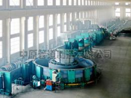ERW焊接生产线(局部)